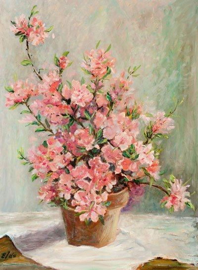Eleanor Layfield Davis ELDA Paintings by Eleanor Layfield Davis Carolina Arts News