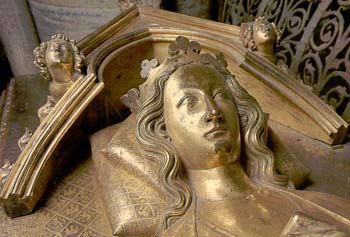 Eleanor of Castile Eleanor of Castile tombWestminster Abbey Flickr Photo
