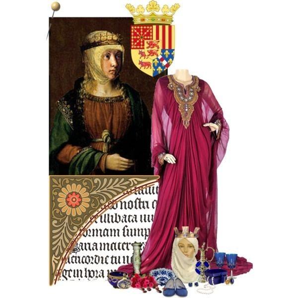 Eleanor of Navarre Eleanor of Navarre 14261479 Polyvore