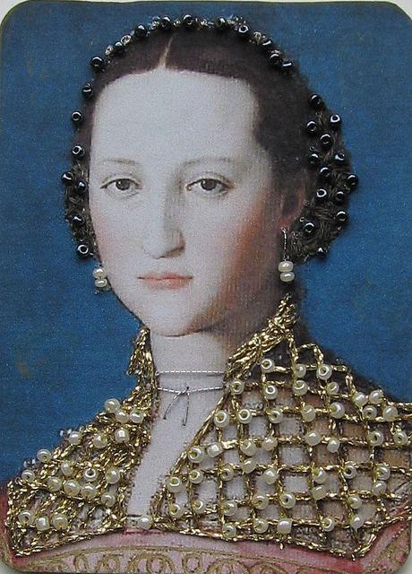 Eleanor of Toledo Eleonora de39 Medici The Medici Family