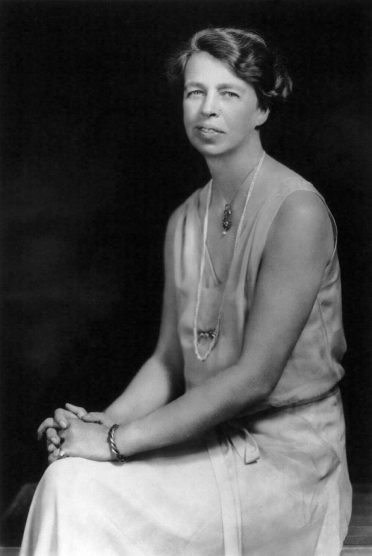 Eleanor Roosevelt Eleanor Roosevelt Wikipedia the free encyclopedia