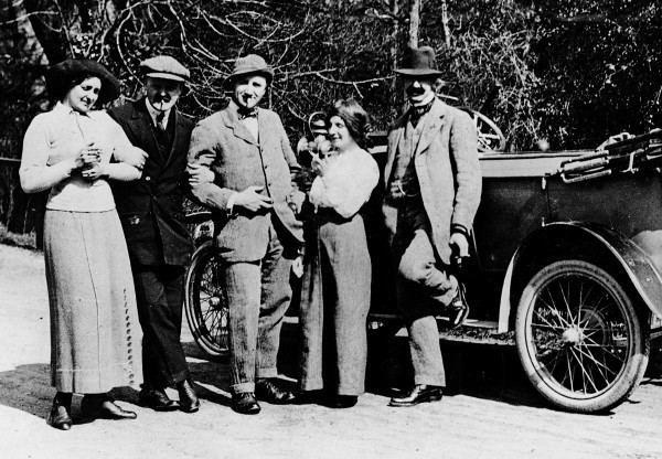 Eleanor Thornton Inspiration The National Motor Museum Trust