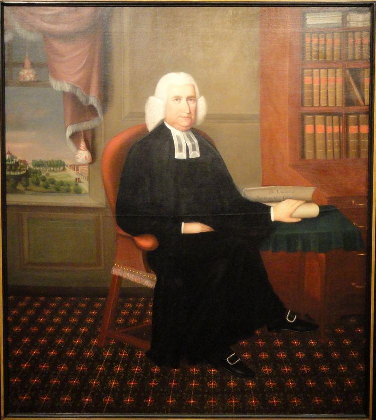 Eleazar Wheelock FileThe Reverend Eleazar Wheelock by Joseph Steward 1793