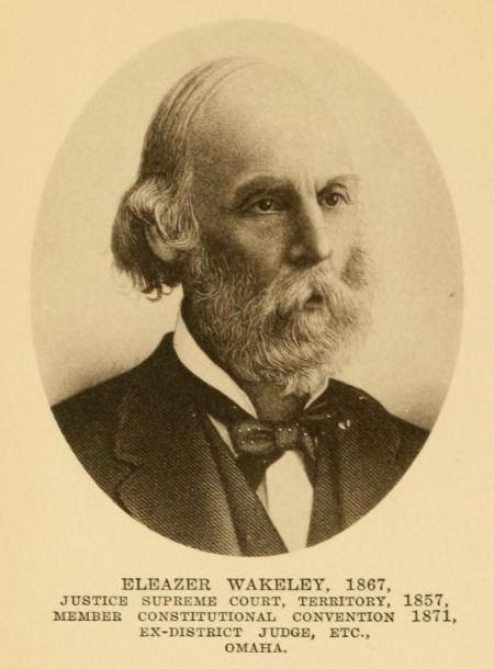 Eleazer Wakeley