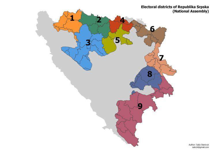 Elections in Republika Srpska