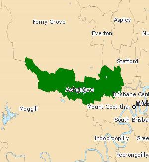 Electoral district of Ashgrove