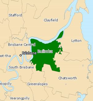 Electoral district of Bulimba