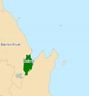 Electoral district of Cairns