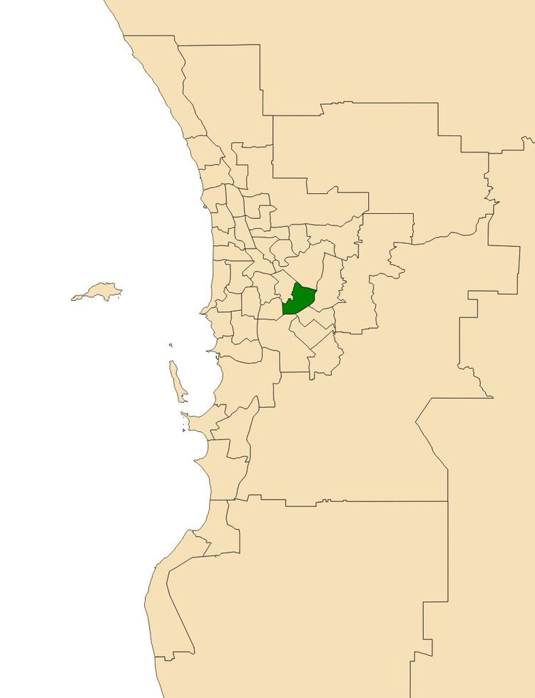 Electoral district of Cannington