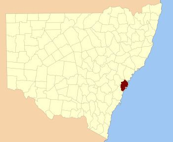 Electoral district of County of Cumberland