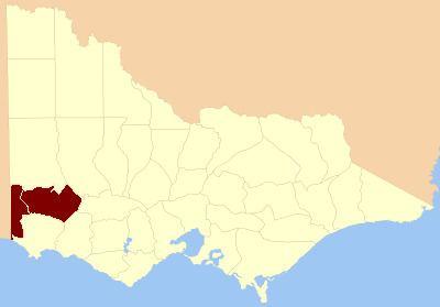 Electoral district of Dundas (Victoria)