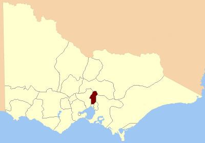 Electoral district of East Bourke