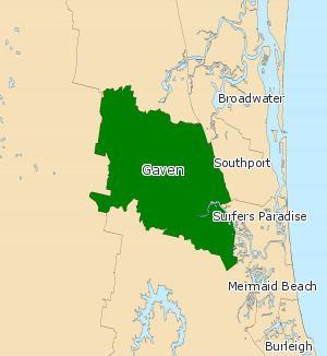 Electoral district of Gaven httpsuploadwikimediaorgwikipediacommons55
