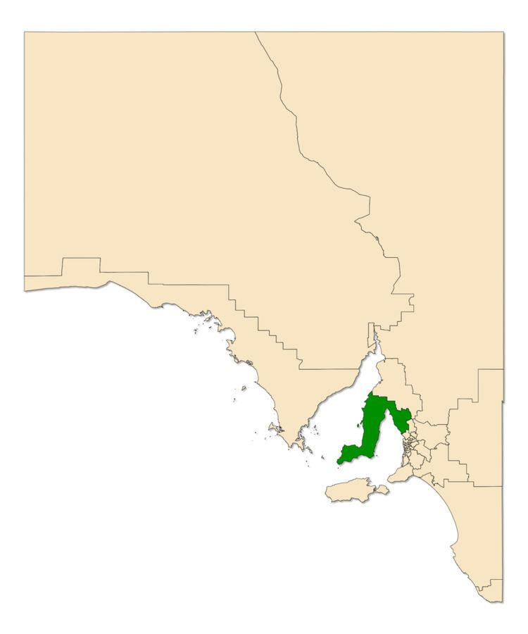 Electoral district of Goyder