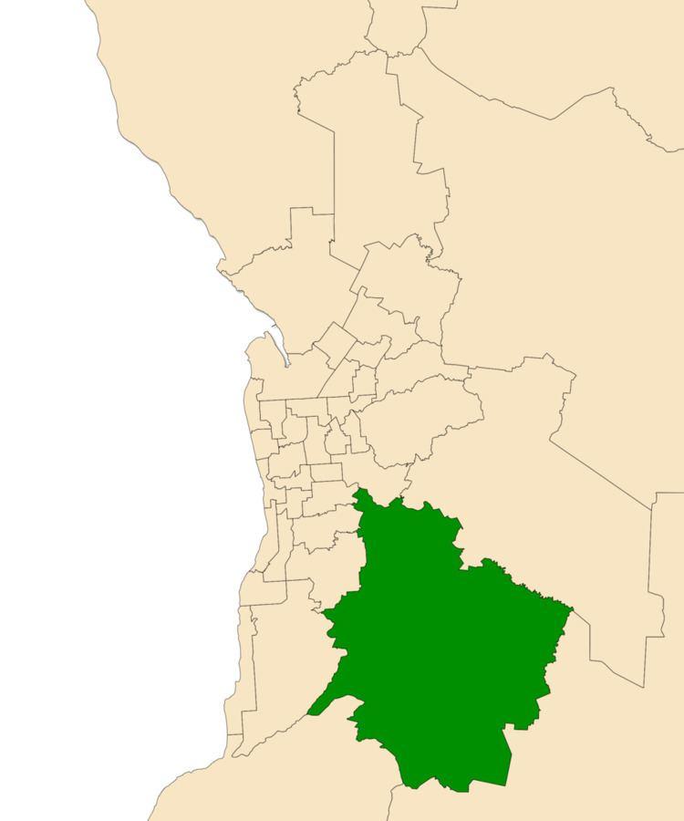Electoral district of Heysen