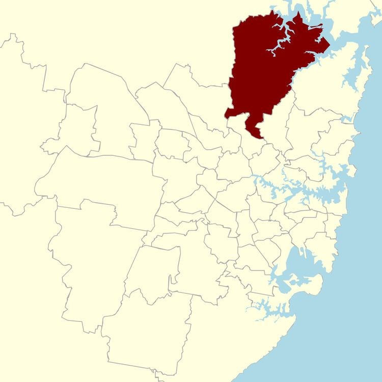Electoral district of Hornsby