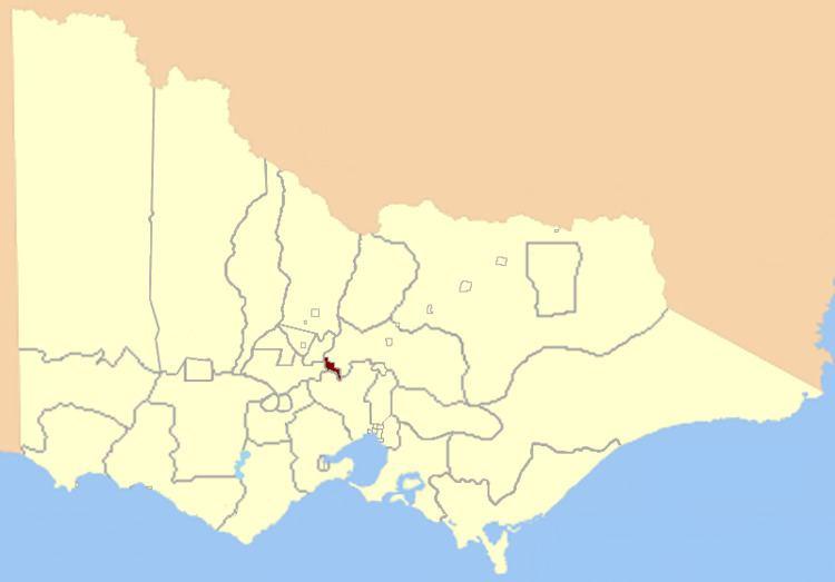 Electoral district of Kyneton Boroughs