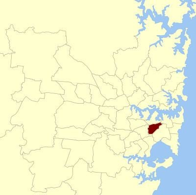 Electoral district of Marrickville