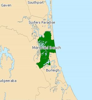 Electoral district of Mermaid Beach