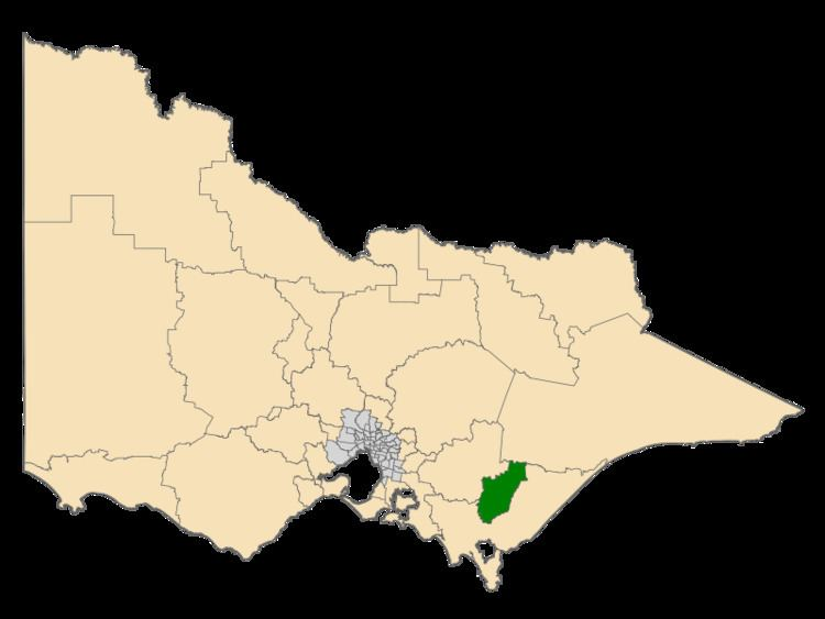 Electoral district of Morwell