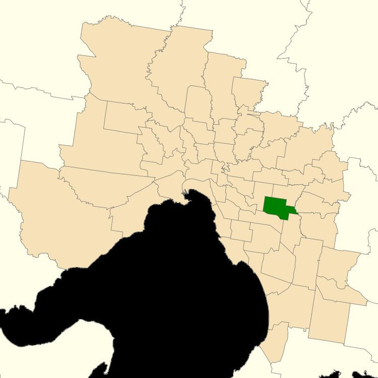 Electoral district of Mount Waverley