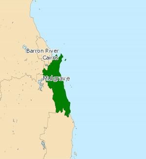 Electoral district of Mulgrave (Queensland) httpsuploadwikimediaorgwikipediacommons66