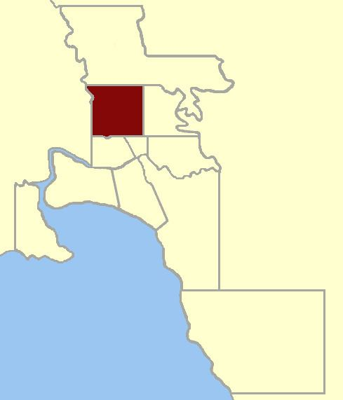 Electoral district of North Melbourne