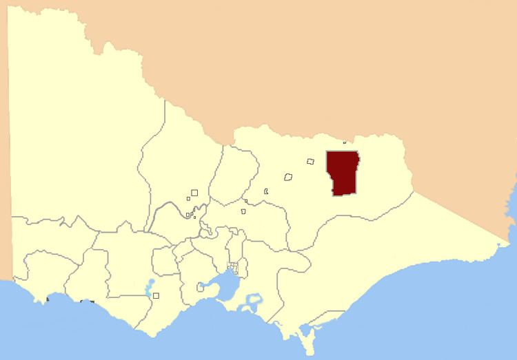 Electoral district of Ovens