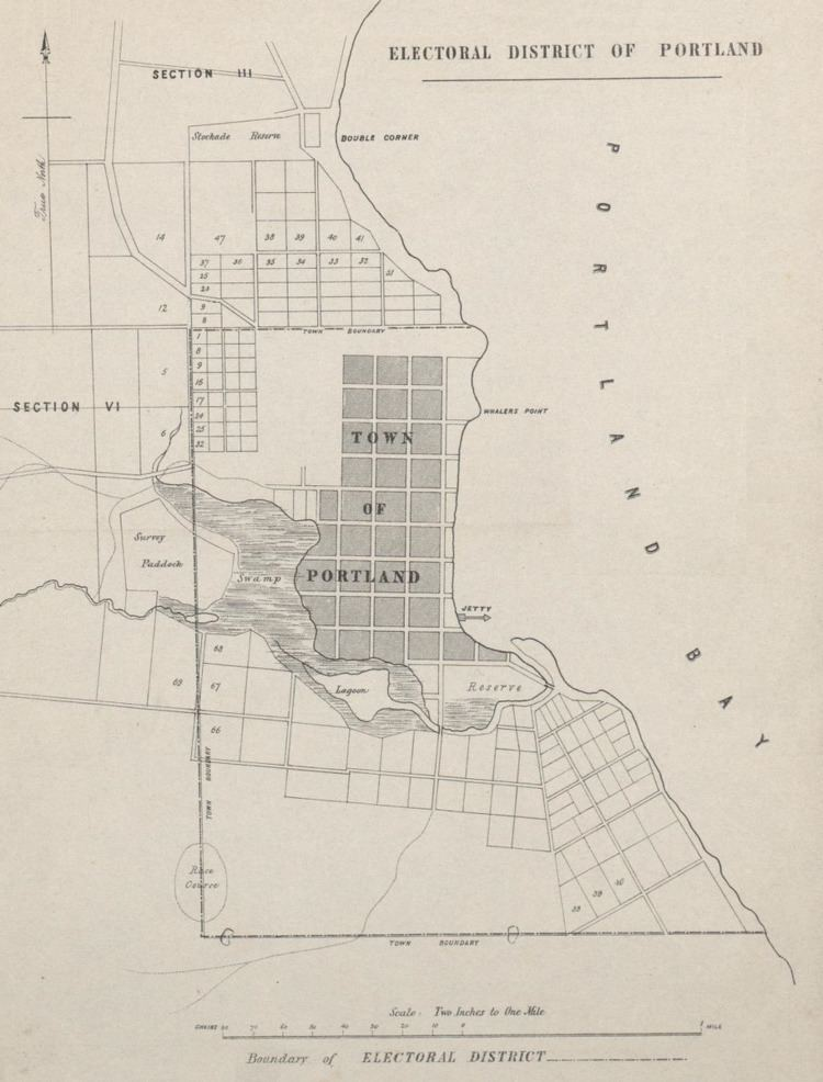 Electoral district of Portland (Victorian Legislative Council)