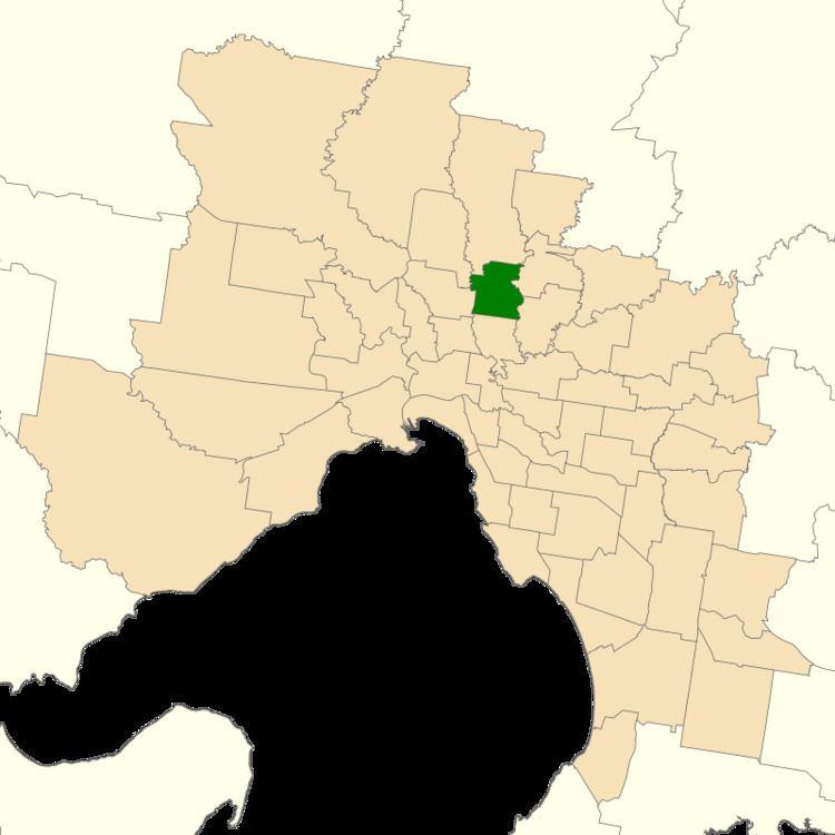 Electoral district of Preston