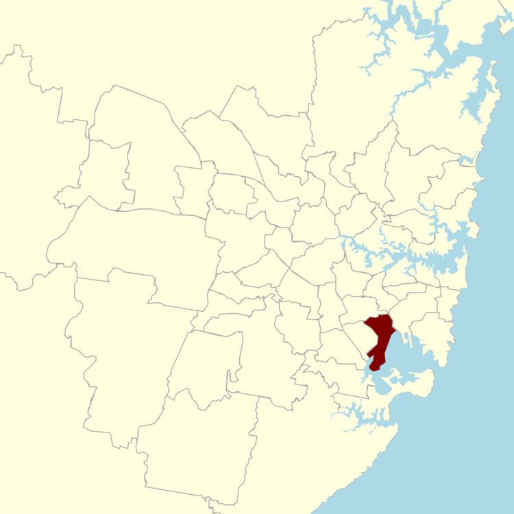 Electoral district of Rockdale