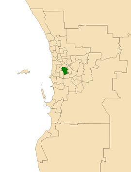 Electoral district of South Perth httpsuploadwikimediaorgwikipediacommonsthu