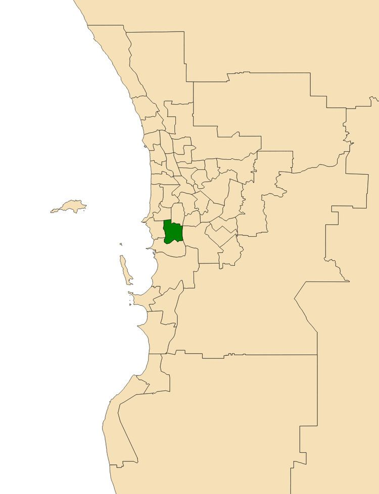 Electoral district of Willagee