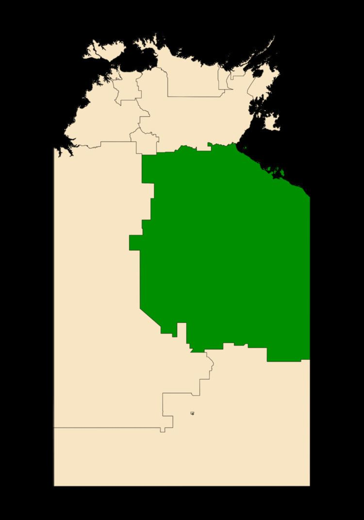 Electoral division of Barkly