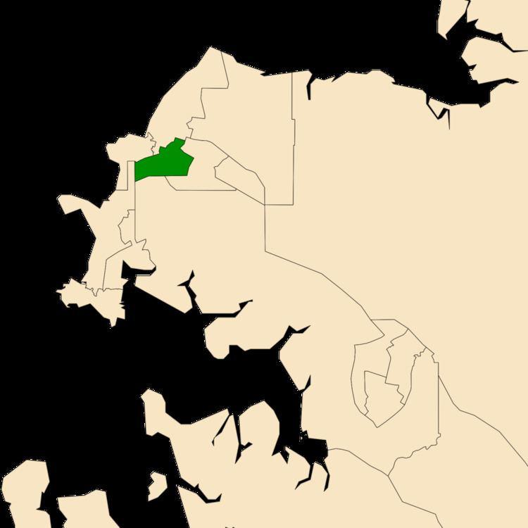 Electoral division of Johnston