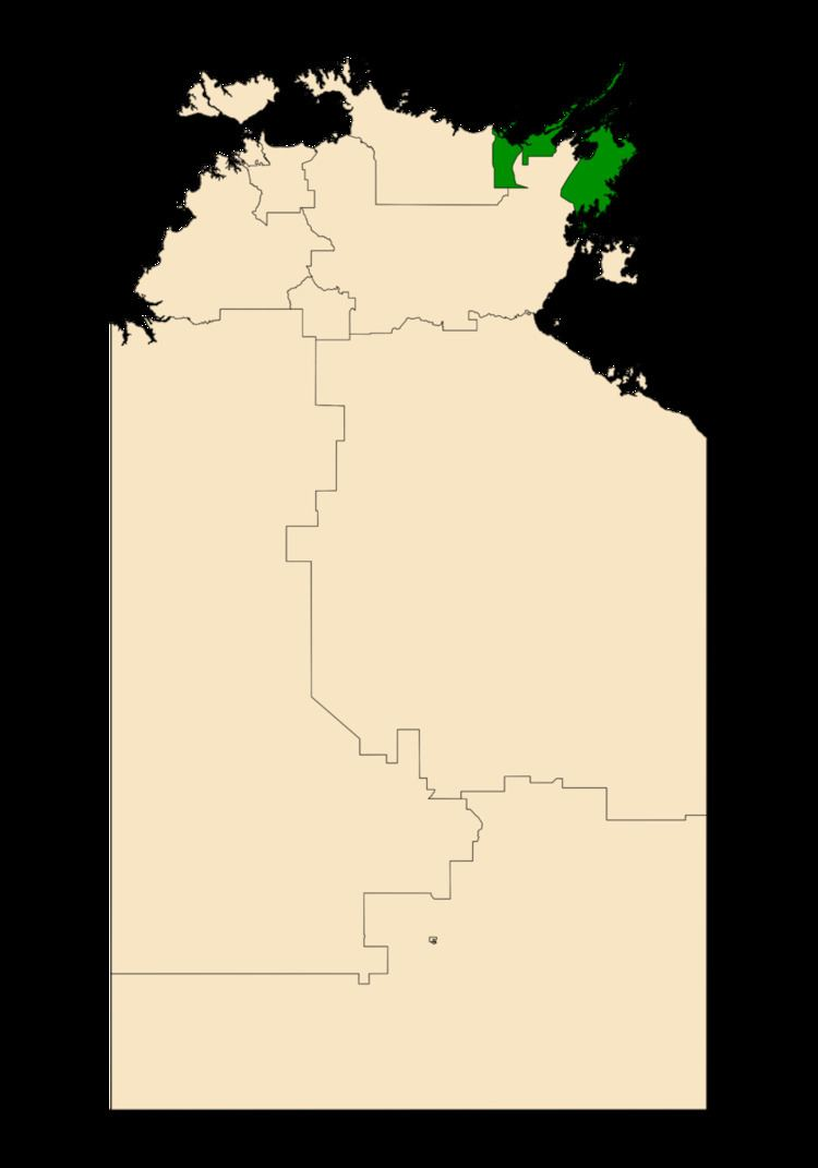 Electoral division of Nhulunbuy
