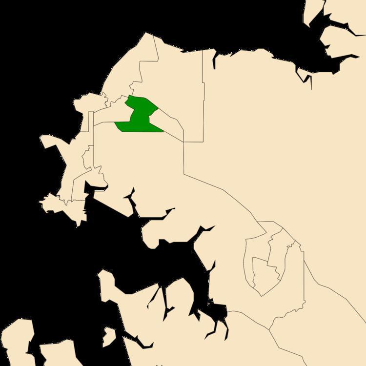 Electoral division of Sanderson