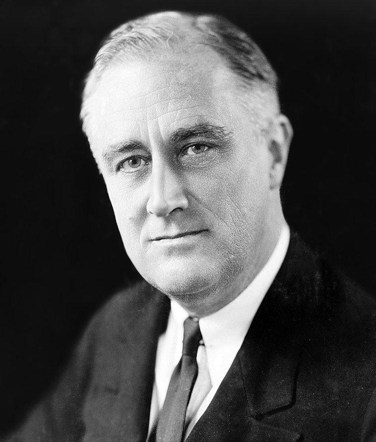 Electoral history of Franklin D. Roosevelt