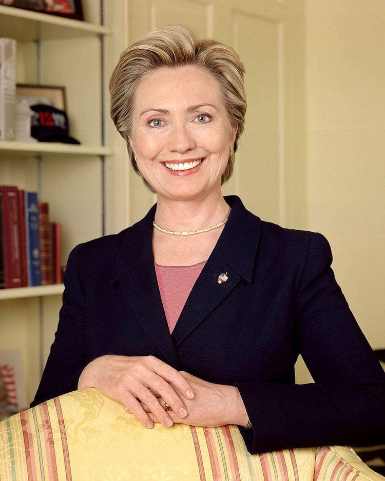 Electoral history of Hillary Clinton