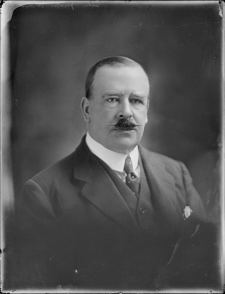 Electoral history of Joseph Ward