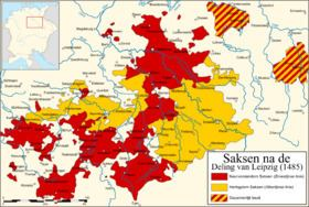 Electorate of Saxony Electorate of Saxony Wikipedia