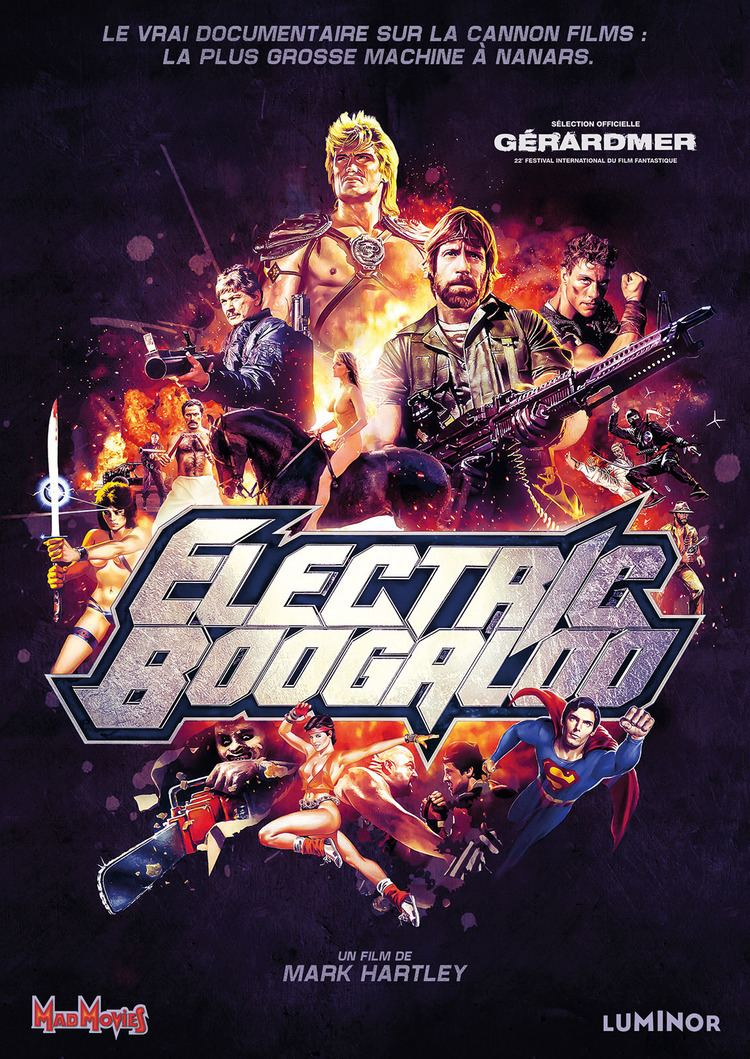 Electric Boogaloo: The Wild, Untold Story of Cannon Films Electric Boogaloo The Wild Untold Story of Cannon Films Review