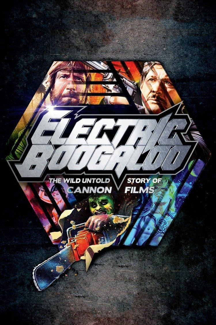 Electric Boogaloo: The Wild, Untold Story of Cannon Films wwwgstaticcomtvthumbmovieposters10662383p10