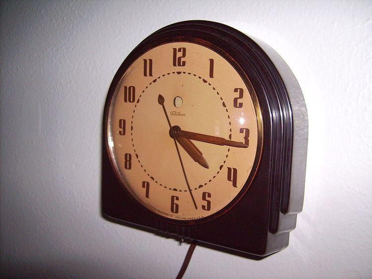 Electric clock