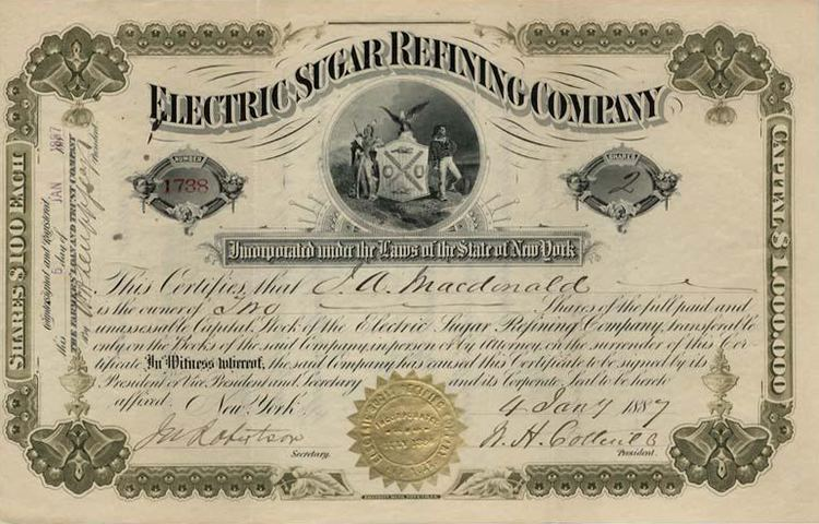 Electric Sugar Refining Company