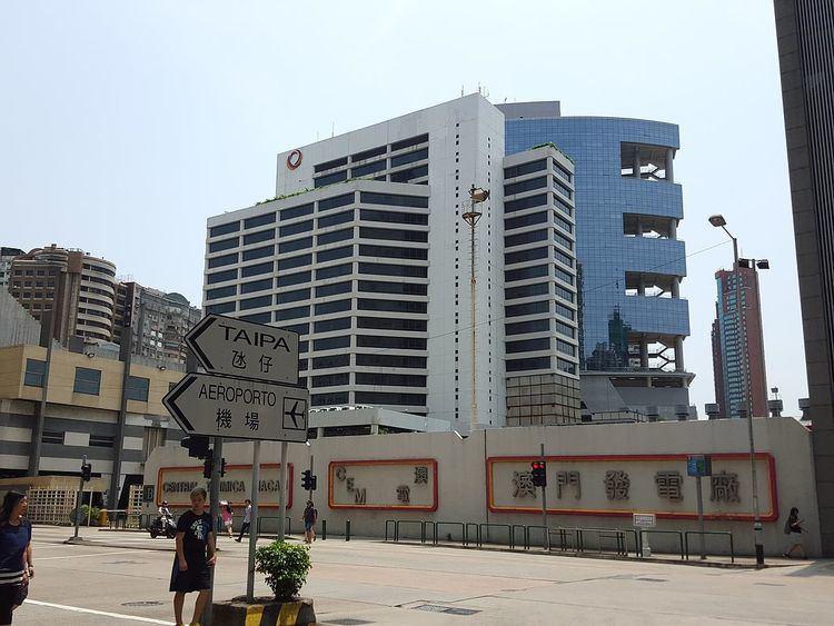 Electricity sector in Macau
