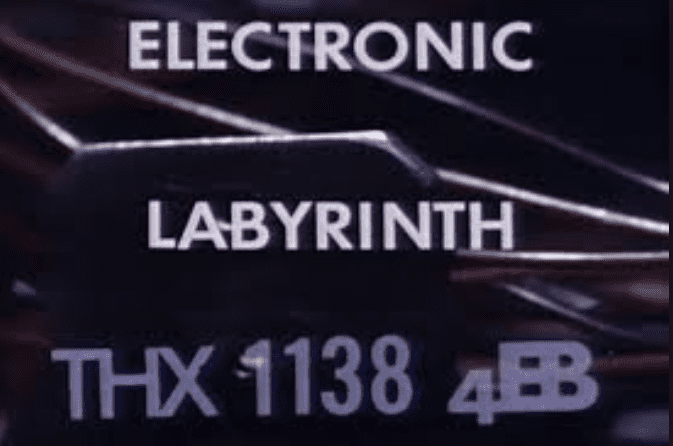 Electronic Labyrinth: THX 1138 4EB Watch George Lucas AwardWinning Student Film Electronic Labyrinth