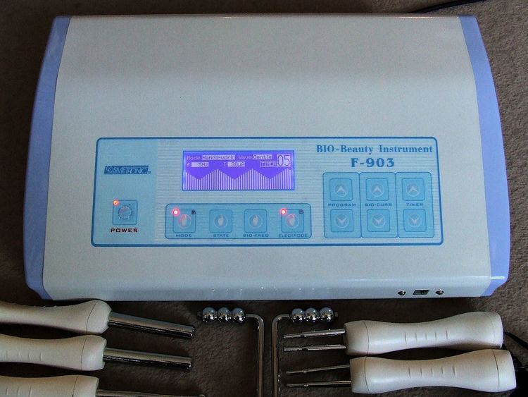 Electrotherapy (cosmetic)