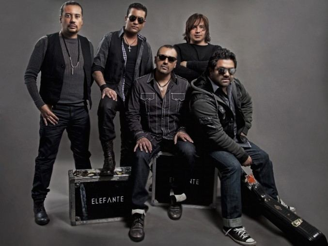 Elefante (Mexican band) Elefante The Romantic Rockeros of Modern Rock Kesta Happening DC