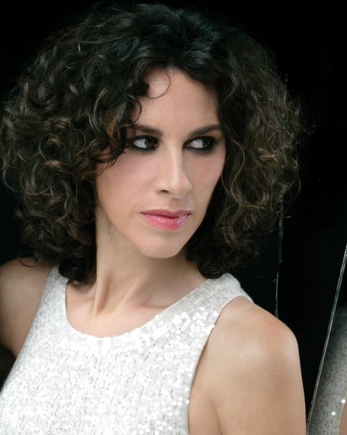 Eleftheria Arvanitaki Eleftheria Arvanitaki coming to Carnegie Greek American Girl